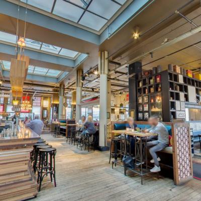 360º foto restaurant Hotel New York