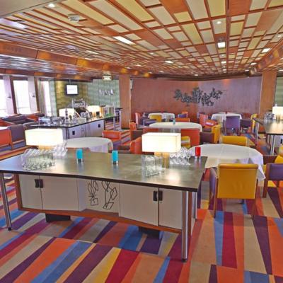 360º foto Smoking Lounge ss Rotterdam