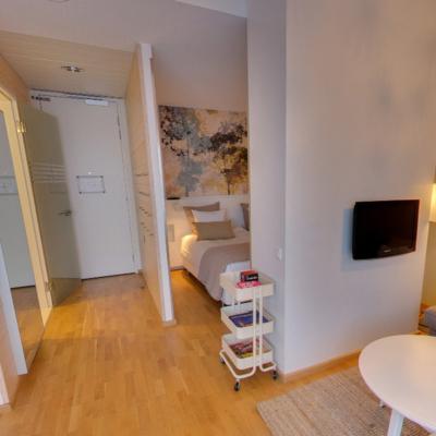 360º foto Studio 'Naturel' WestCord Hotel Delft