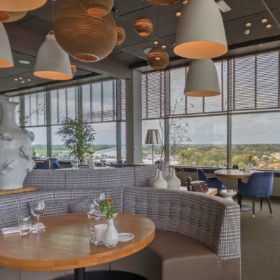 360º foto restaurant élevé 1 WestCord WTC Hotel Leeuwarden