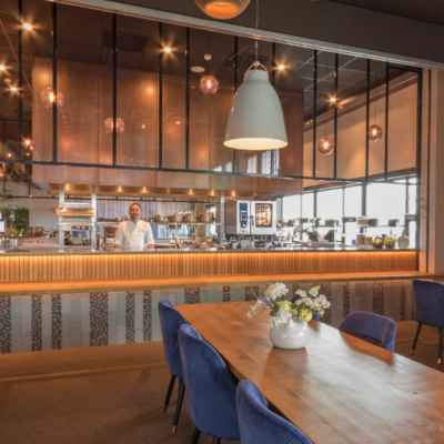 360º foto restaurant élevé 3 WestCord WTC Hotel Leeuwarden