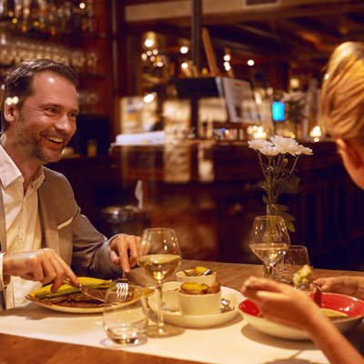 Vlieland - Restaurant de Wadden - diner