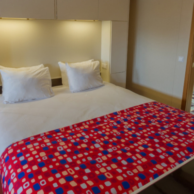 360º foto Deluxe Room ss Rotterdam