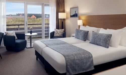 westcord-strandhotel-seeduyn-superior-kamer-landzijde