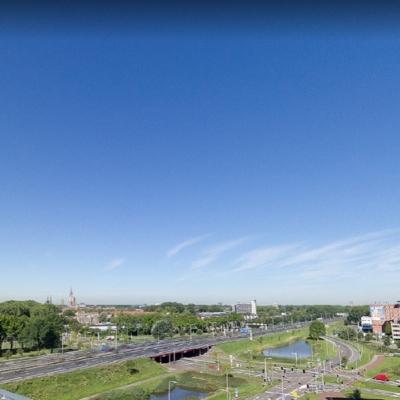 360º foto centrum Delft