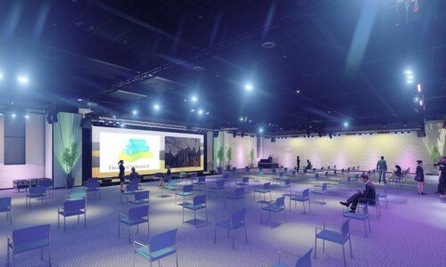 WestCord WTC Hotel Leeuwarden opent grootste hybride vergaderlocatie van Noord-Nederland