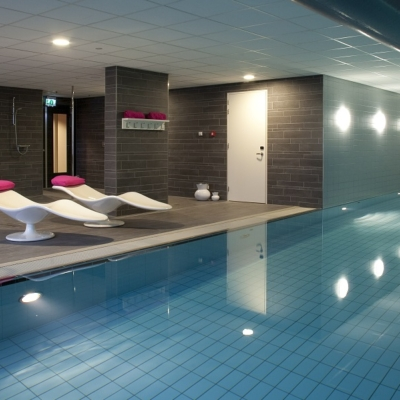 Zwembad Fashion Hotel