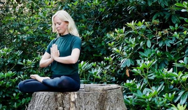 Yoga met Joan