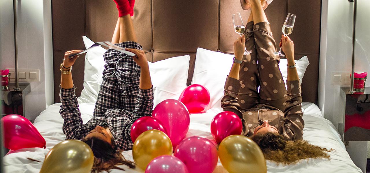 Moederdag arrangement Fashion Hotel