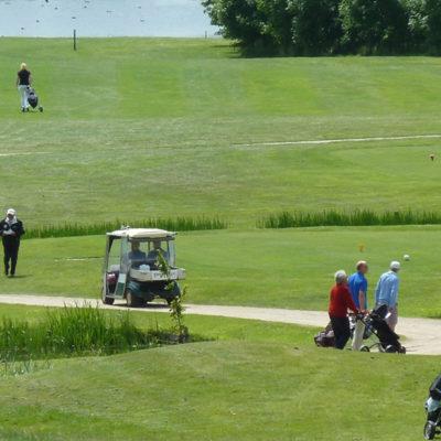 Foto: Golfbaan Delfland