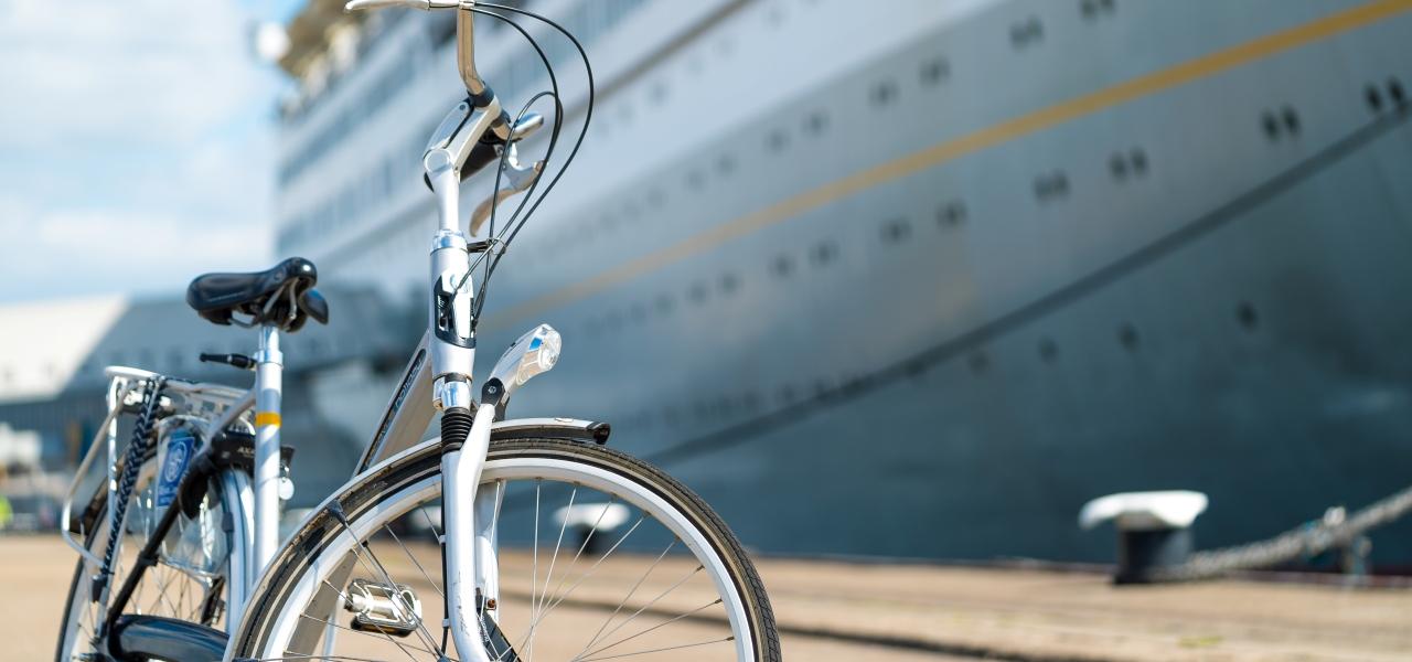 Ontdek de Maasstad per fiets